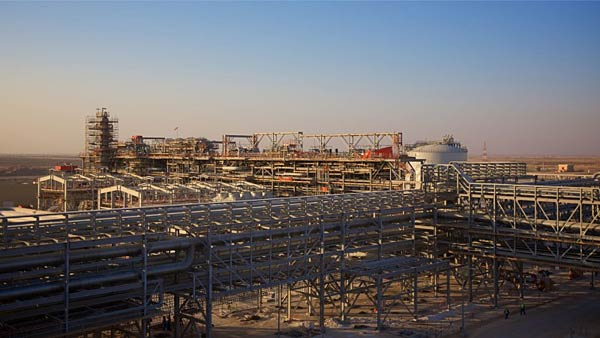 BP's Khazzan gas field in Oman starts production