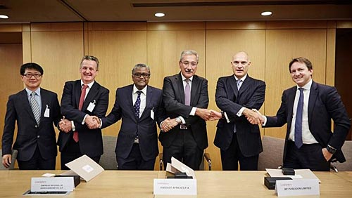 Mozambique, Eni sign 20-year LNG sales agreement with BP