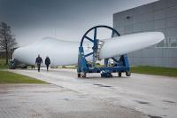 BV wind turbine blade