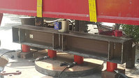 Carl Stahl UAE - Straightpoint - 137.5-tonne load test