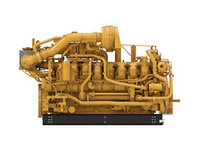 Caterpillar Oil & Gas - Cat® G3516 TA gas engine