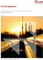 CDP oil-gas report