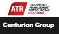 Centurion Group + ATR Group logos