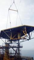 Certex helipad lift