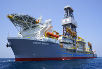Business Wire - Pacific Drilling's Pacific Sharav deepwater drillship