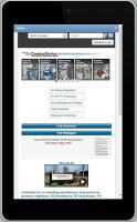 ControlAir, Inc. mobile website
