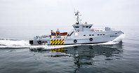 Damen 3307 Patrol Vessel for operations in the offshore oil fields