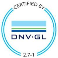 DNV GL Type Approval Certificate 2-7.1
