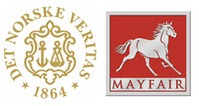 DNV Foundation - Mayfair - logos