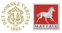 DNV Foundation - Mayfair - logos