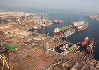 Drydocks World yard - 2017
