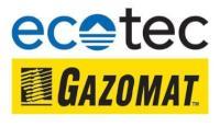 ECOTEC-GAZOMAT logos