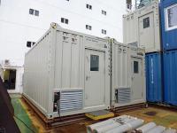 ELA Container on vessel MPI Enterprise