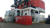 ELA Container Offshore GmbH - office on Thailf