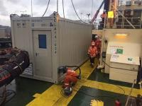 ELA Container Offshore - SeaMar Splendid
