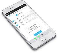 Wärtsilä - Eniram MRV application on mobile device