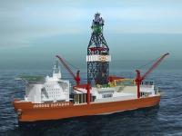 Espadon Jurong Drillship