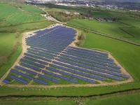 ET Solar Group - UK solar project