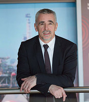 Exceed Managing Director, Ian Mills