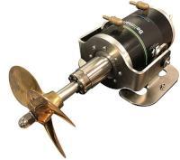 Fischer Panda's Bellmarine DriveMaster 15kW shaft motor