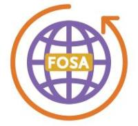 FOSA logo