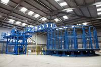 Francis Brown - 700-tonne carousel