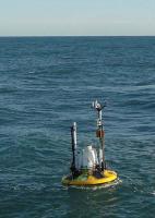 Fugro SEAWATCH LiDAR buoy
