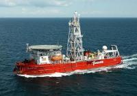 Fugro DP2 vessel