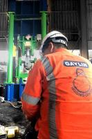 Gaylin has installed a custom 600-tonne calibration machine