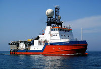 Geo Mariner survey SeaBird