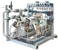 compressor system featuring a HAUG Sirius compressor