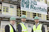 HB Rentals Prosafe contract