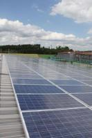 HC Solar's First PV Power Station in Europe