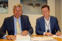 Heerema - Peregrino II contract signing