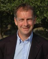 Heriot-Watt University chief scientist Professor John Underhill