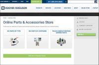 Hoover Ferguson online store front