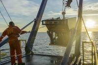 Hughes Pumps - pumping system on ROV