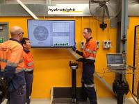 Hydratight training college at Jandakot