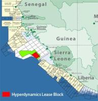 Hyperdynamics Corporation - West Africa