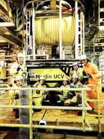 IKM Subsea - mobilisation team at Snorre B