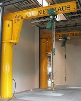 J D Neuhaus - slewing crane