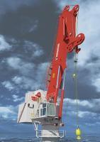 MacGregor FibreTrac crane to use Lankhorst LankoDeep