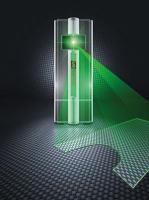 LAP GmbH Laser Applikationen - Laser projector LAP CAD-PRO