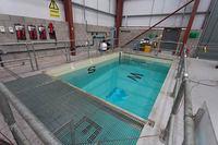 M2 Subsea - test tank