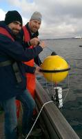 MacArtney turbidity buoy