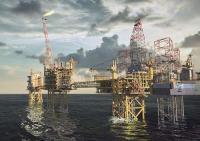 Maersk Culzean topsides