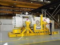 MAN Diesel & Turbo - Subsea HOFIM™ motor-compressor
