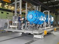 MAN Diesel & Turbo - HOFIM™ motor-compressor system for Ivar Aasen