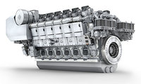 MAN Diesel & Turbo - New 45/60CR marine engine