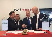 MAN Diesel & Turbo - MM-Offshore - agreement